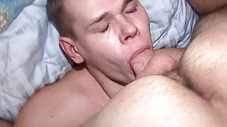 Russian bisex exciting scene!